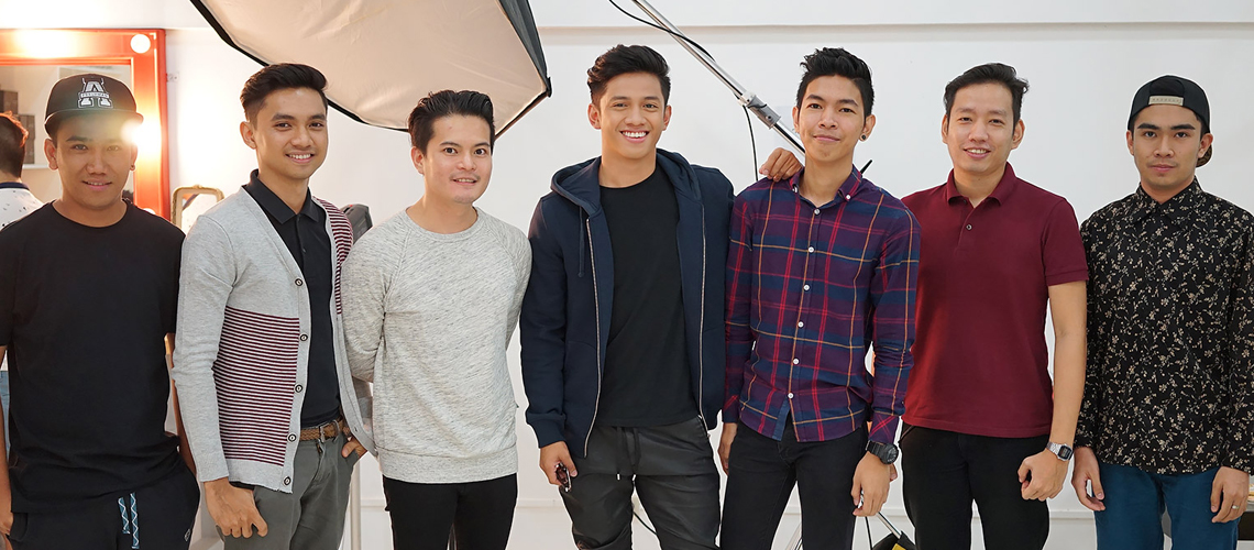 #STYLEWITHJERONT meets David Guison for AyosDitoPH Challenge