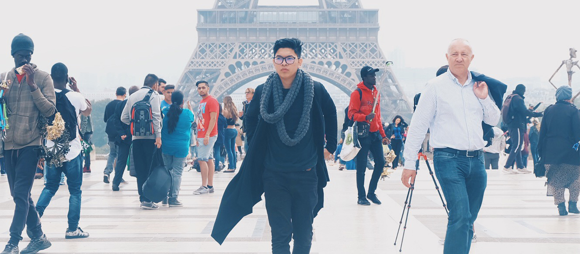#stylewithjeront in Paris, France